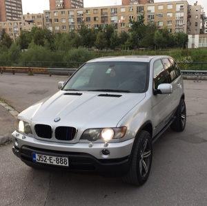 BMW X5 3.0i LPG