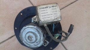 Motor za grijanje kabine
