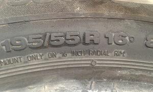Gume 195/55 R16