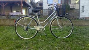 Bicikl SWISS OLYMPIC CITY, fantastičan, najpovoljnije