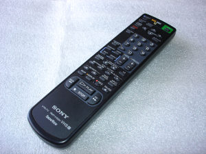 """DALJINSKI UPRAVLJAČ RMT-V152H """"SONY"""" ZA VCR(VHS)/TV"""