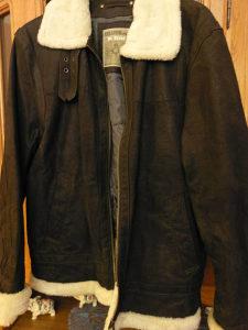 Kozna-antilop jakna
