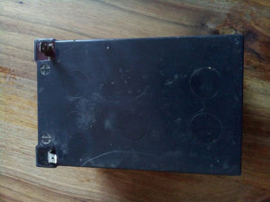 Akumulator / baterija 12V 12Ah
