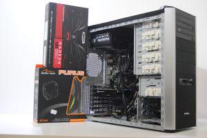 Black Viper i5 4x2,8 / 8GB RAM/ RX550 4GB DDR5
