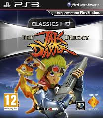 PS3  The jak and dexter Trilogy 062/528-598