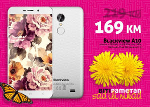 Blackview A10 | 2gb + 16gb | 8+5 Mpx | Dual Sim