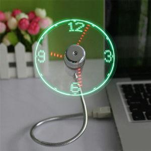 USB LED ventilator