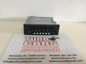 CD Radio/Autoradio/Muzika Citroen C4,Peugeot 207