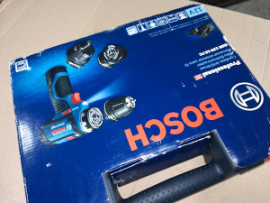 Bosch GSR 12V-15 FC, aku bušilica
