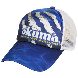 Okuma Mesh Blue kacket