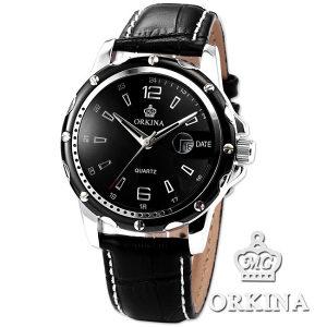 Ručni sat Orkina Black