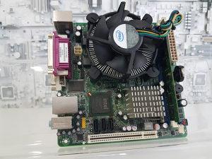 Maticna 775 [Intel DG41AN]-[CPU+RAM]