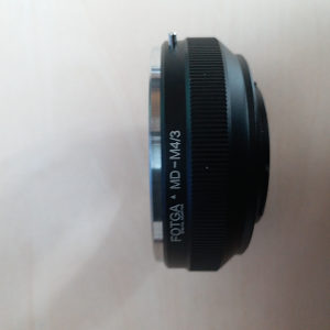 Minolta MD to Micro 4/3 mount adapter za objektive