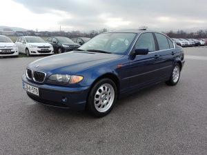BMW E46 325i Facelift