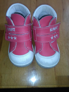 Obuca za bebe djevojcice Kavat