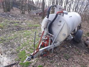 Traktorska cisterna 4200lit