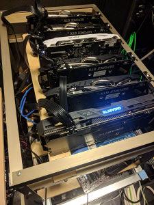 Mining Rig 1060 GTX 6GB