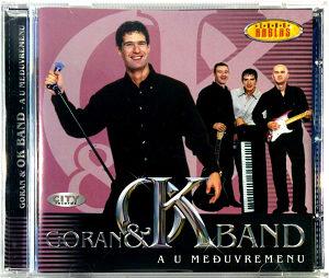 CD GORAN & OK BAND A U MEDJUVREMENU ALBUM 2001 CROATIAN SERBIAN BOSNIAN