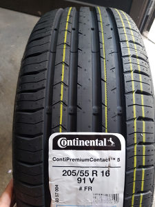 205 55 16 Continental CPC-5 R16 LJETNE GUME AKCIJA