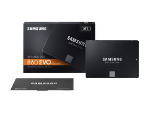 SAMSUNG 2TB 860 EVO