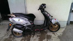 Kymco skuter, Yup 50