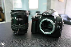 Nikon D5000 Profesionalni digitalni aparat