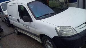 Peugeot pezo partner 1.6 HDI