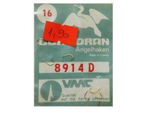 Udice za ribolov - Cormoran VMC - veličina 16 (10kom)