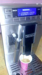 Kafe aparat Delonghi TOUCH PRIMADONA XS ETAM 36.365.