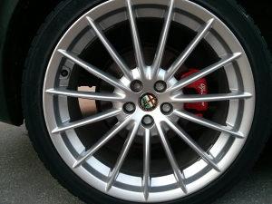 """Felge Alfa Romeo 18 GT 147 156 18"""""""
