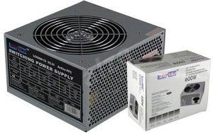 LC Power 600w Napojna jedinica