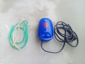 Zracna pumpa za akvarijum