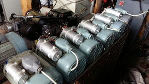 Elektromotor 1.1kw/2870 obrtaja NOVO