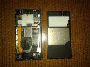 Sony Z djelovi