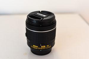 Nikon 18-55mm AF-P