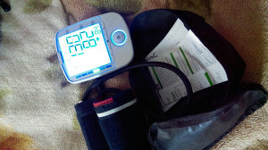 Sanitas aparat za pritisak
