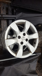 Peugeot 307 aluminiske feluge