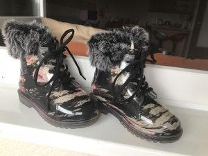 Gumene (futrovane) cizme za djevojcice