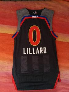 NBA All Star dres Lillard