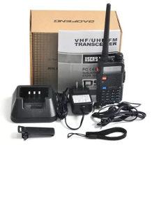 Baofeng UV-5r Motorola toki voki