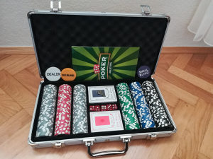 Poker Čipovi Set Ultimate Chip 300