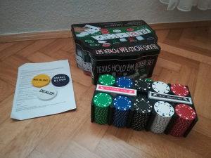 Poker Čipovi Set