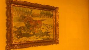 """Goblen """"Konji u galopu"""""""