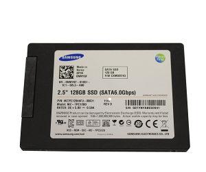 Samsung SSD 128 GB Sata III 6 GB/s