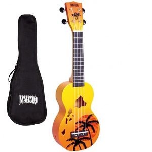 MAHALO MD1HAORB HAWAII Ukulele