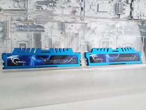 RAM 16GB DDR3 [G.SKILL RipjawsX] 1600MHz
