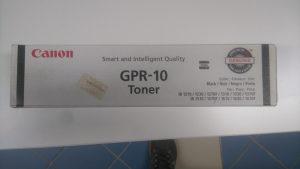 Toner Canon GPR-10