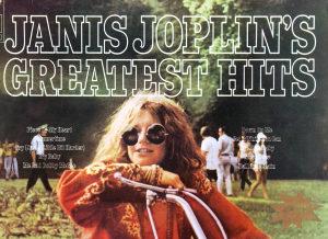 JANIS JOPLIN-GREATEST HITS lp