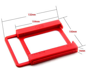 """2.5"""" SSD HDD To 3.5"""" Mounting Adapter"""