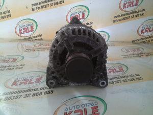 Alternator Clio 3 1.5 DCI 120A 0124425093 KRLE 16104